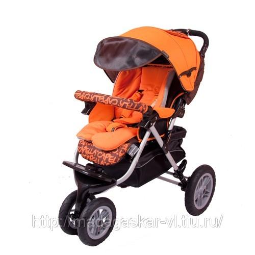 Детская трехколесная прогулочная коляска Capella S 901, 2010г., цвет...