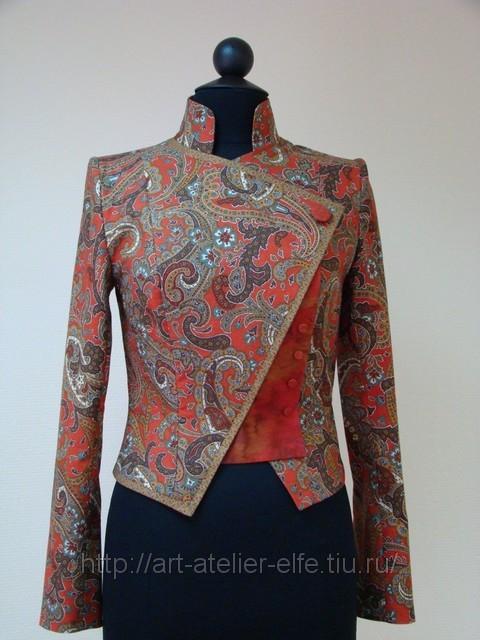 Дизайн женской одежды фото