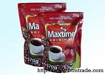 """Компания BTM Trade, продаёт Кофе  """"MaxTime """" (Ю.Корея)."""