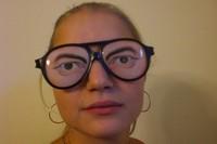 очки надо