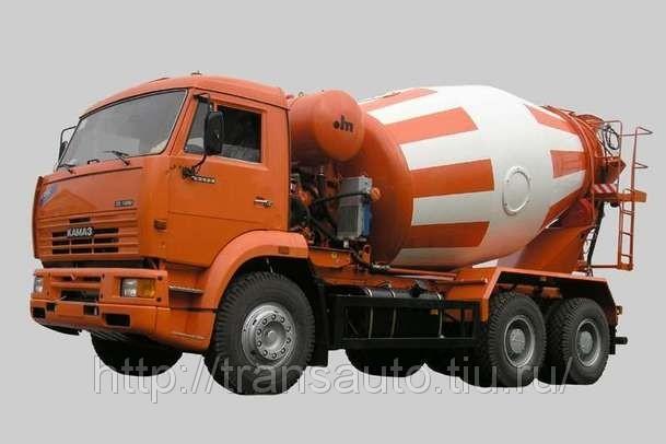 Продажа грузовиков: автобетоносмеситель КамАЗ 58147D новый г.в., 41 000...