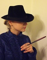 Чикаго шляпа, фото 1.