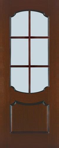 Межкомнатные двери бекар фламенко венге.