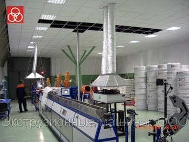 Оборудование для производства металлопластиковых труб Металлополимер-5