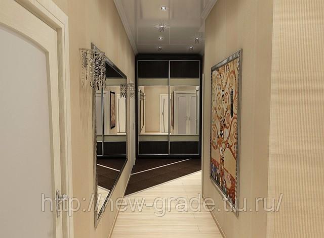 Дизайн интерьерa квартиры, фото 1.