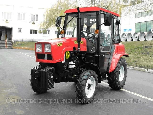 Трактора МТЗ, навесное оборудование, запчасти к ним - МТЗ-320.