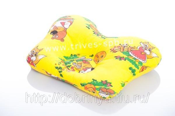 ортопедические подушки для детей в спб лучшим