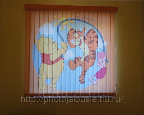 Жалюзи для детской комнаты - город Челябинск - Производство в России.