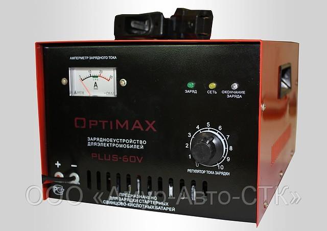 Зарядное устройство для электромобилей OPTIMAX PLUS-60V