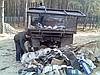 Оплата по вывозу строительного мусора из пригорода = цена + 8 грн за 1...