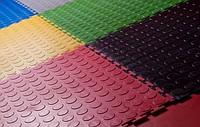 6: Большой выбор ПВХ напольных покрытий, различные цвета, размеры...