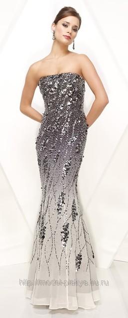 Длинные платья в пол Макси платья 2012 купить Модели.