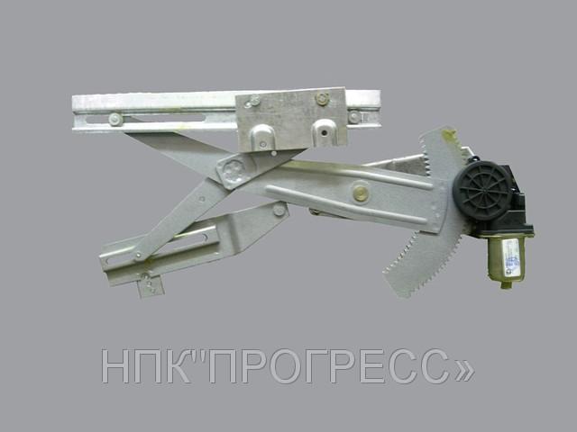 Фото №12 - установка рычажного стеклоподъемника на ВАЗ 2110
