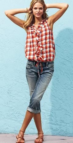 2012 Женские джинсы Calvin Klein Jeans Джинсы.
