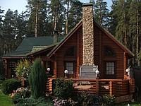 ...Фотогалерея / Распечатка изображения: Деревянные дома СК БОС (фото-1)